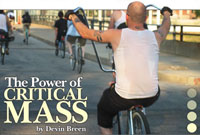 The Power of Critical Mass